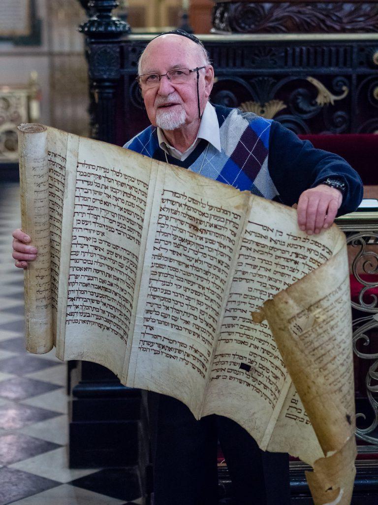 Mazel Tov Brighton - Middle Street Synagogue visit, 1st June 2018