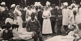 nurses and sikh
