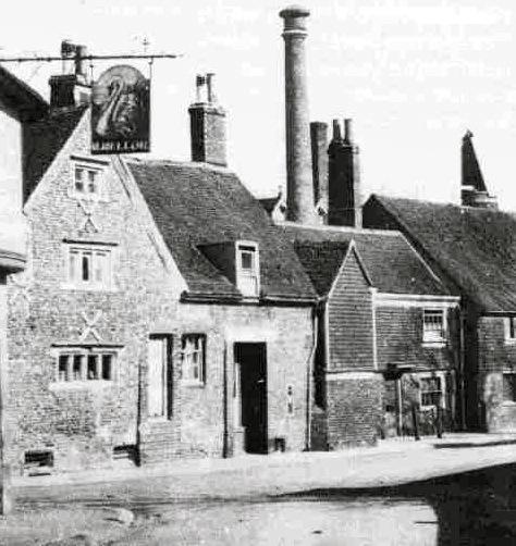 Verralls Brewery 1890